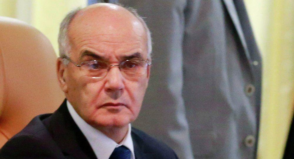 Algeria's Energy Minister Youcef Yousfi
