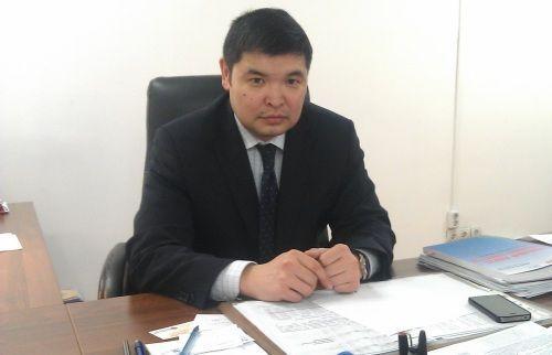 Madi Takiev appointed Atyrau Oblast State Revenue Deprtment Head