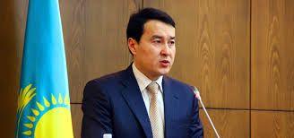Statistics Committee Chairman Alikhan Smailov