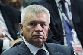 V. Alekperov