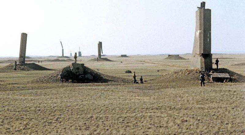 Semipalatinsk Nuclear Test Site ©RIA Novosti