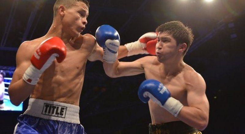 Luis Martin Arcon Diaz vs Samat Bashenov (lighweight category).