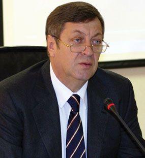 RoK Energy Minister V. Shkolnik