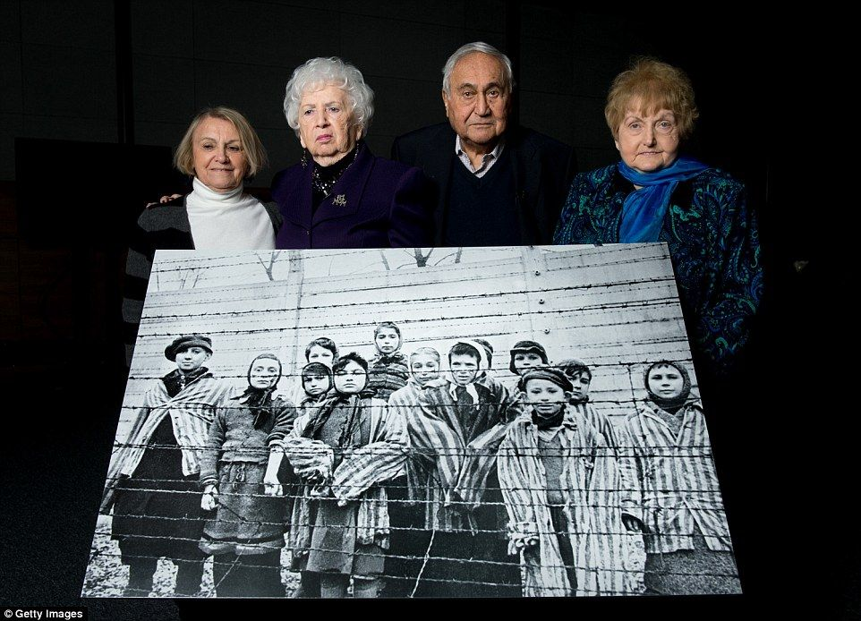ushvits survivors