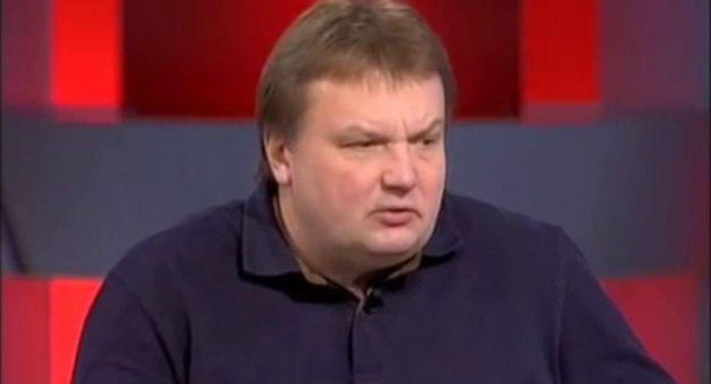 Poroshenko Bloc MP Vadim Denisenko