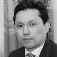 RoK Finance Minister Bakhyt Sultanov