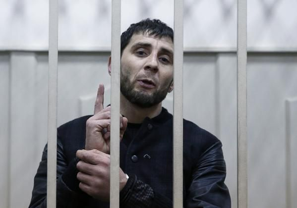 Zaur Dadayev admits guilt, says he's implicated in Nemtsov's murder.