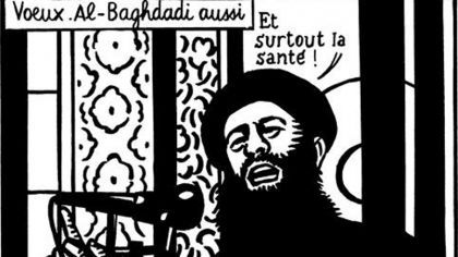 Controversial cartoons published by Charlie Hebdo