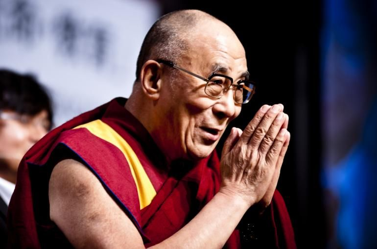 Tibet's spiritual leader, the 14th Dalai Lama. Chinese government officials will decide whether he is reincarnated, officials announced this week, in what is seen as a bid to seize control of a position that commands huge respect in restive Tibet (Getty Images)