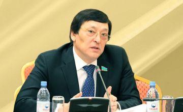 Kazakh-Austrian Business Council Head Meyram Pshembayev