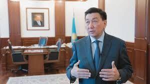 Alik Aidarbayev, akim of Mangistau region
