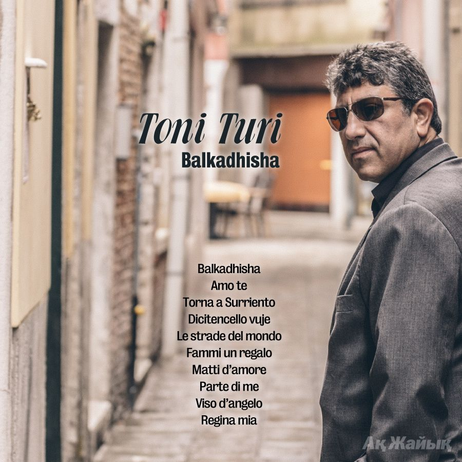 Toni Turi released new album