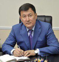 Zhenisbek Lukpanov