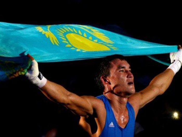 Serik Sapiyev tagged Best Boxer of London Olympics