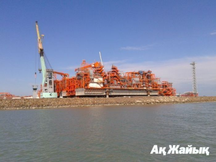 Kashagan halts again - troubles seem to go 'normal'