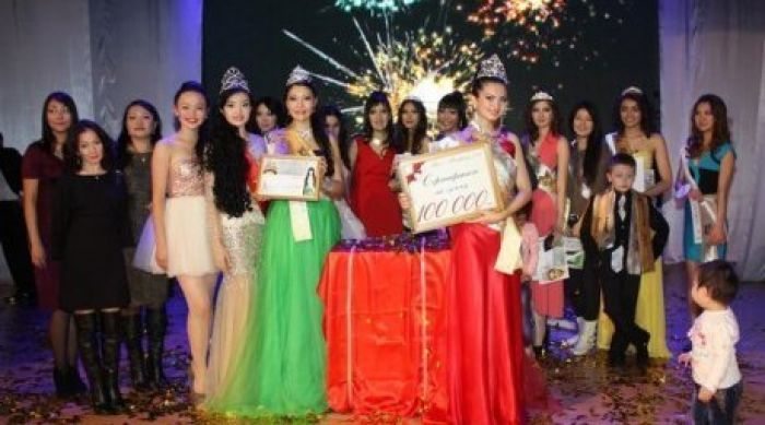 Miss Atyrau 2013 selected