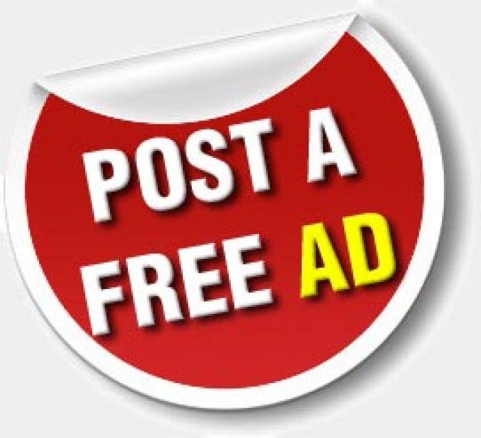 FREE ONLINE ADVERTISEMENT