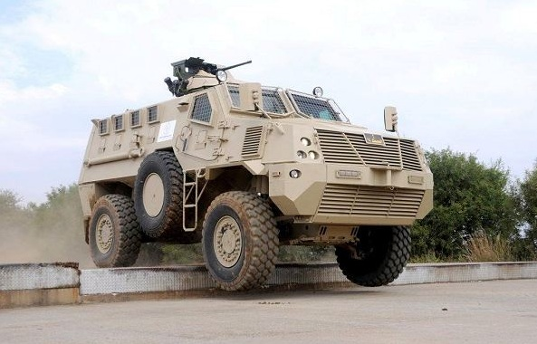 Kazakhstan To Produce Armored Vehicles With South African
