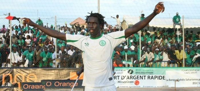 Senegalese quarter-back Abdoulaye Diallo signed 3-year contract with Atyrau football club