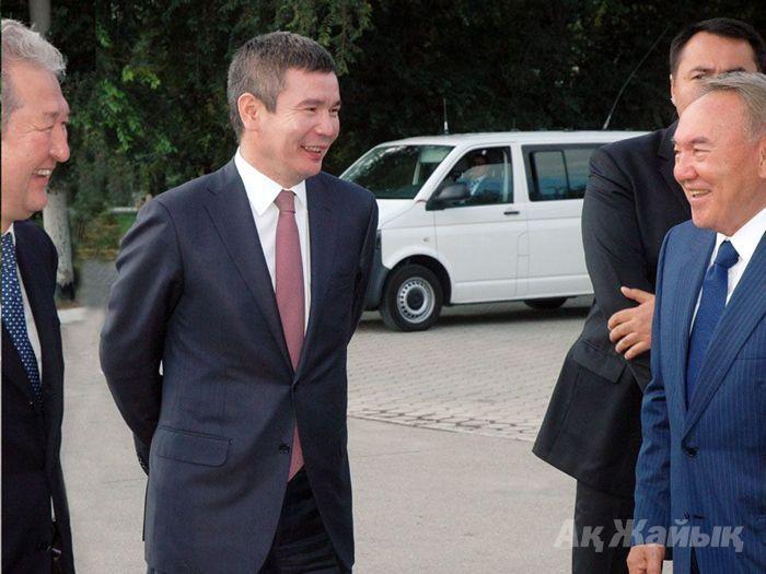 Rakhat Aliyev revealed Bergey Ryskaliyev's whereabouts