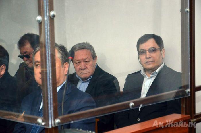Court resumes hearing of Ryskaliyev's OCG case (+update, + video)