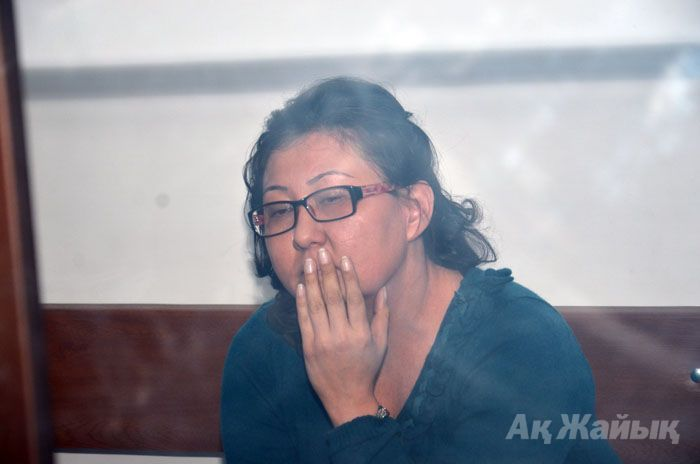 Ex-Governor's Case. Gulmira Azbergenova on hunger strike