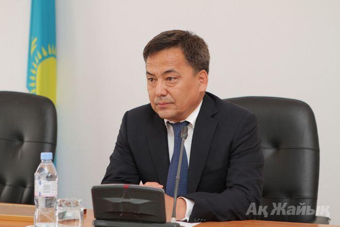 Nurlybek Ozhaev appointed Atyrau city Mayor