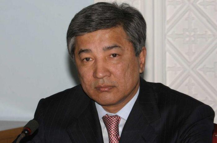 Imangali Tasmagambetov headed Ministry of Defence