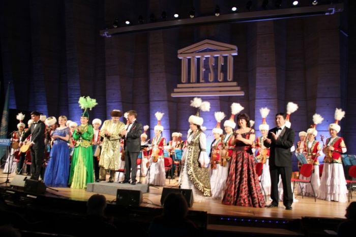 Atyrau Dina Nurpeissova's orchestra won the hearts of Parisians