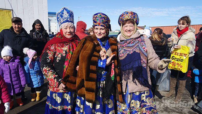 Maslenitsa festival