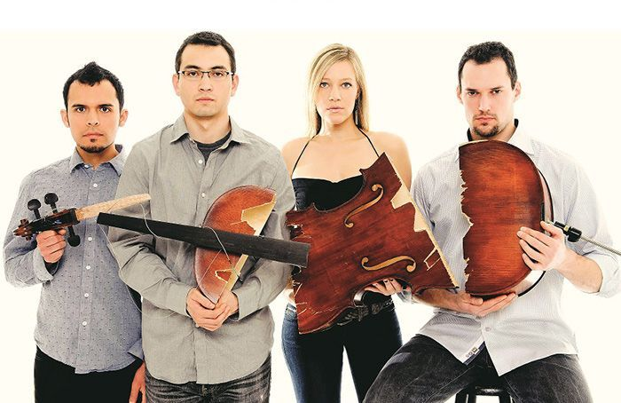 American cello rock band to play rock'n'roll in Atyrau