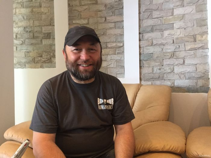 Timur Bekmambetov - Director of BEN-HUR's remake visited his home town Atyrau