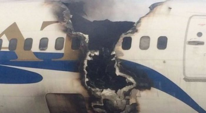 Prosecutor's office started investigation of SCAT plane fire in Aktau