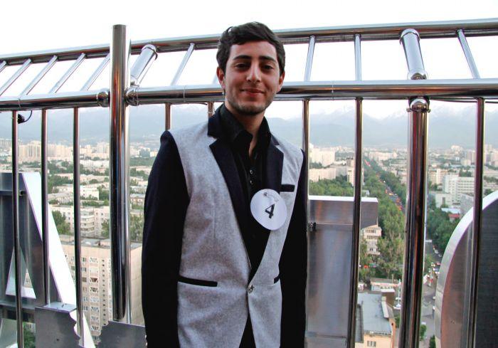Mister Kazakhstan selected in Almaty