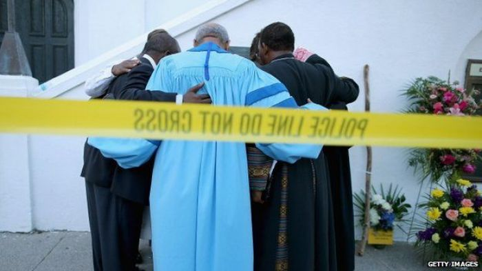 Charleston church shooting: Prayers held across US