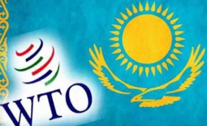 Kazakh president touts new opportunities after accord with WTO