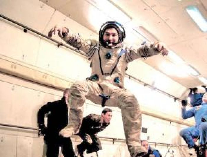 Kazakhstan's 3d Cosmonaut to Replace Pop Star Sara Brightman on ISS Mission