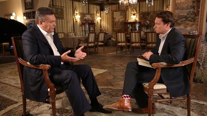 Ukraine crisis: Yanukovych regrets bloodshed in Kiev