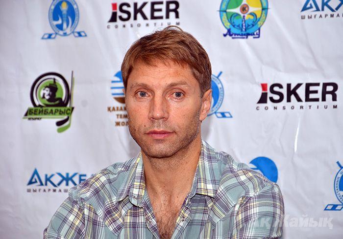 """Coach from Czech Republic to head Atyrau """"Beibarys"""" hockey club"""