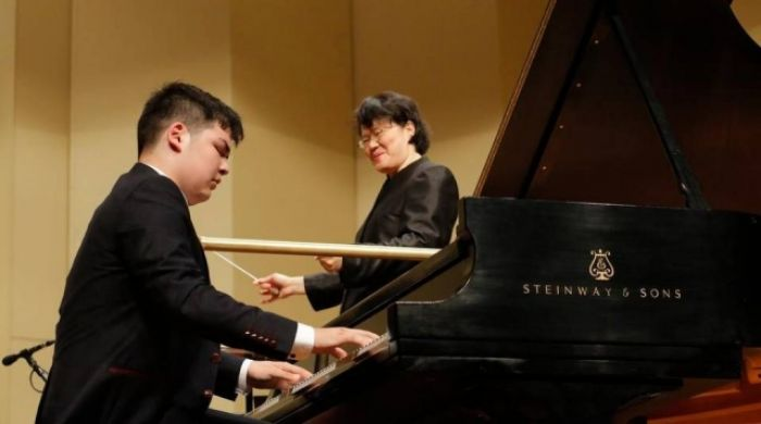 Kazakhstan teen pianist wins Van Cliburn Competition in USA (+video)