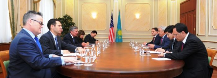 ​Kazakhstan, United States discuss combating extremism and terrorism