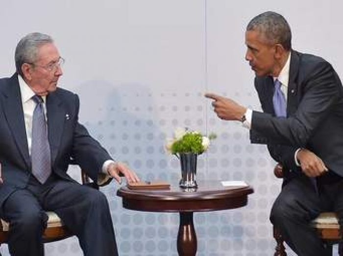 U.S., Cuba restoring diplomatic ties after 54 years