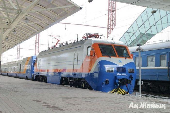 """Atyrau - Almaty"" train car was covered with smoke (+VIDEO)"