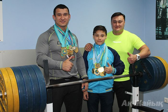 ​World record-holder from Atyrau is only 13 years old