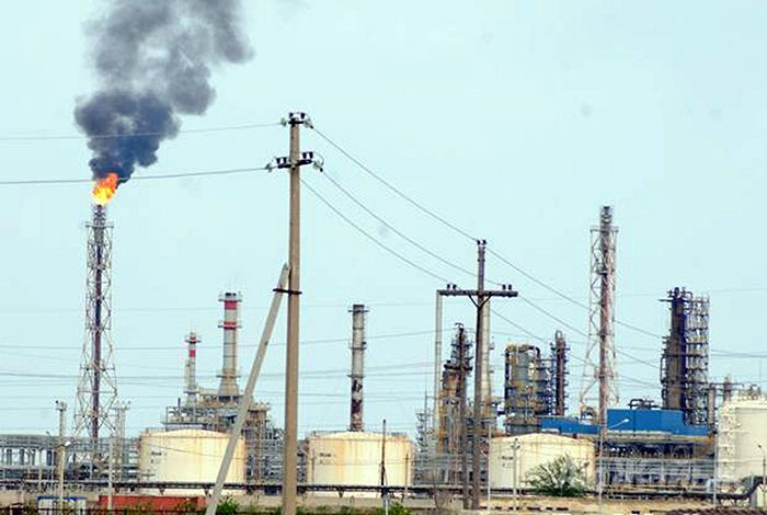 ​Atyrau Refinery fined, steaming of railcars stopped