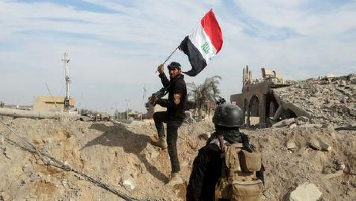 Iraqi army declares first major victory over Islamic State in Ramadi
