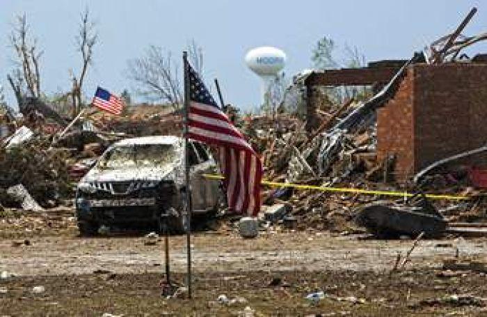 Texas tornadoes: Eleven killed in Dallas area