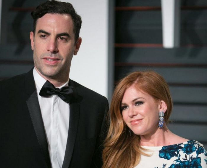 """The """"Borat"""" star - actor Baron Cohen and wife give $1 mn for Syrian refugees"""