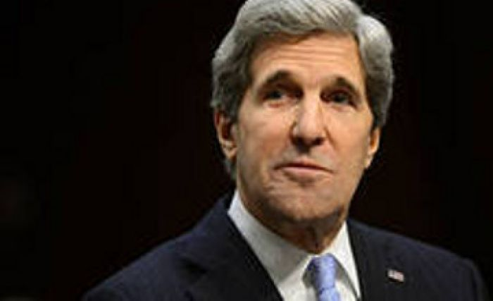 Kerry thanked Kazakhstan and Russia for participating in shipping Iranian uranium