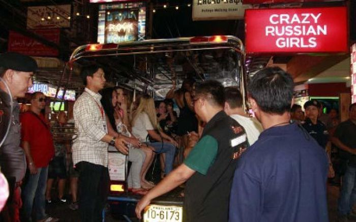 Kazakhstani go-go dancers arrested in Thailand for absence of work permits